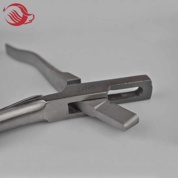 Pig Ear Hole Plier V-Type and U-Type