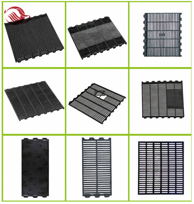 Pig Farm Use Cast Iron Slat Floor